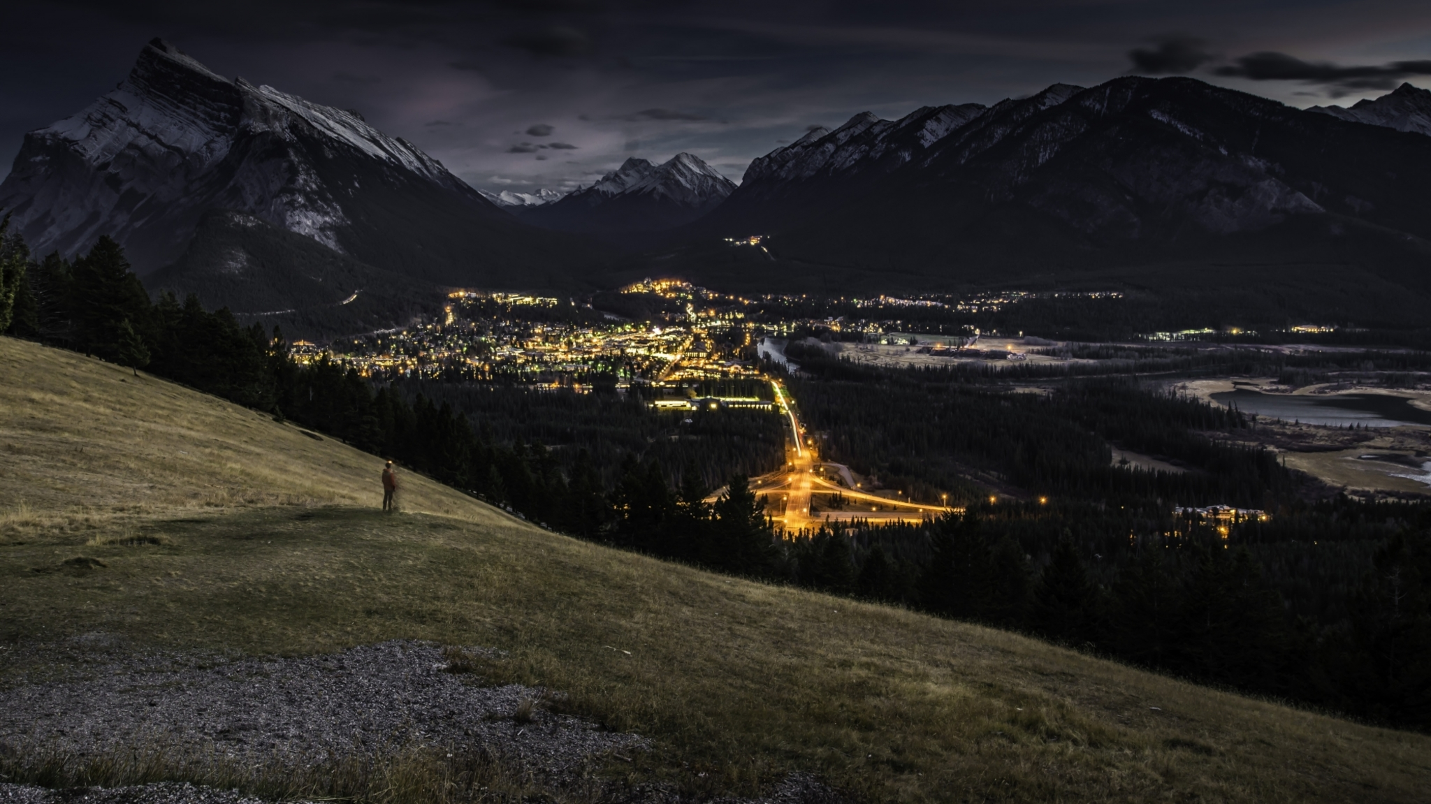 Banff Nights